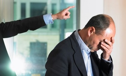 Unfair dismissal or wrongful dismissal of an employee fired by boss in unjustified dismissal.